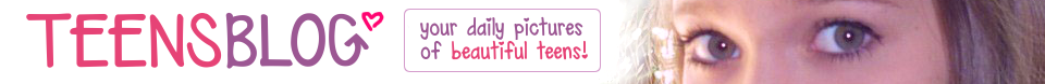 TeensBlog - Your daily pictures of beautiful teens!